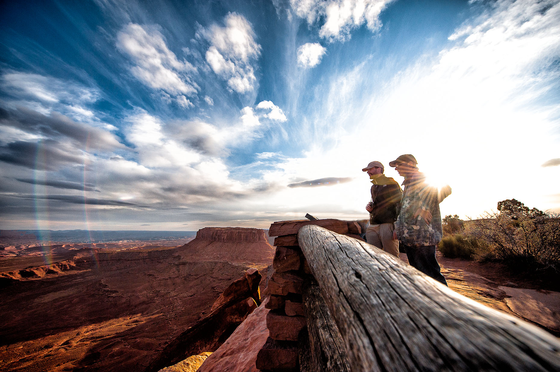 aaron-ingrao-Dead-Horse-Point-canyonlands-Moab-Utah-sunset-sunflair